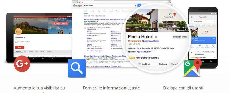 Google My Business, come funziona