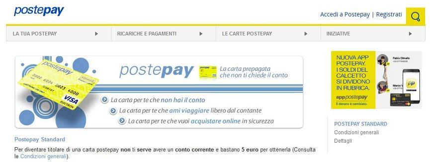 Postepay, come verificare il saldo?
